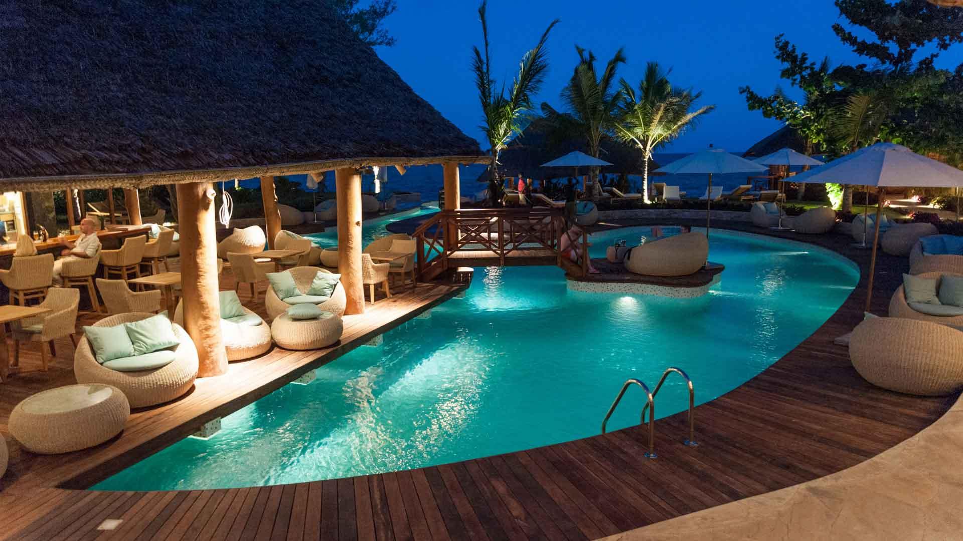 Tulia zanzibar packages unique safari and luxury resort for Hotel luxury zanzibar